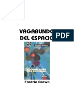 Brown, Fredric - Vagabundo Del Espacio