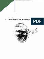 Manual Alumbrado Automoviles Vehiculos Circuitos Instalacion Componentes Analisis Averias