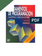 Fundamento de programacion Algoritmos y Estructura de datos.pdf