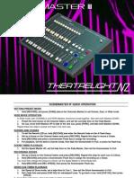 Scenemaster3 Manual