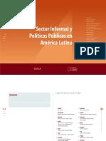 Sector Informal y Politicas Publicas America Latina