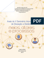 Estratégias de Orientação de Trabalhos de Conclusão num Curso Técnico em Logística a Distância - Anais V SIEAD
