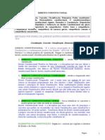 TRF5 - 2013 - Ponto 1 - Direito Constitucional