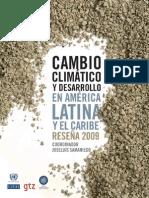 CEPAL-Cambio climático y desarrollo en América Latina    .pdf