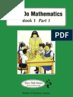 Lets Do Mathematics Book 1 Part 1