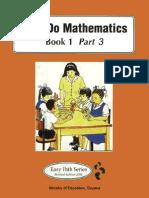 Lets Do Mathematics Book 1 Part 3