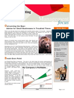 Out-Running the Bear -Oct 2009 E-Newsletter