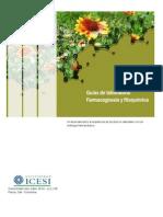 Guias de Laboratorio Farmacognosia y Fitoquímica 2015-1