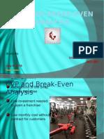 CVP Break Even (Final Paper) (2)