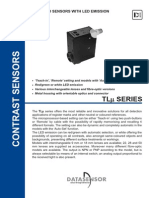 Sensor de Taca Fp95