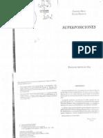 DELEUZE, Gilles; BENE, Carmelo (1979) - Superposiciones (Artes del Sur, Buenos Aires, 2003).pdf
