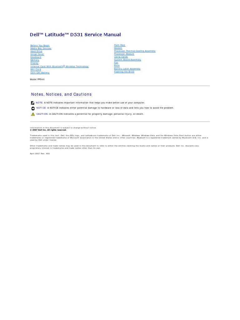 Dell latitude c640 manual pdf.