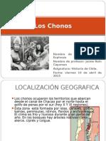 Los Chonos.ppt