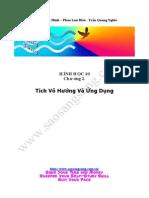 Bai Tap Tich Vo Huong ( Co Bai Giai)