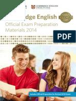 Exams Catalogue-2014