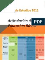 Presentacion de Plan de Estudios 2011