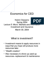Investment Lecture 7 New