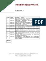 Sri Jain Technologies Pvt.ltd