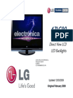 Lg 47lg90 Led Lcd Tv Training- Jcrl -1