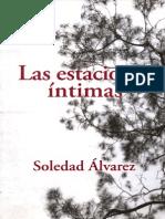 Soledad Alvarez - Las Estaciones Intimas