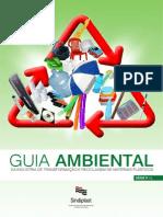 Série P + L   Guia Ambiental da Indústria de Transformação e Reciclagem de Materiais Plásticos