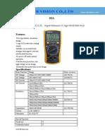 89A-specification- www.ttbvs.com