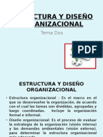 TEMA 2. Dimensiones Estructurales