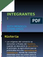 El Comercio en El Peru