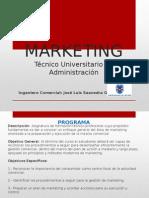 Apunte de Marketing Junio 2015