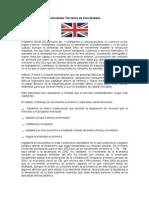 Actividades Ter UK (Inv)