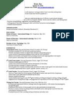 stacy jay website resume1