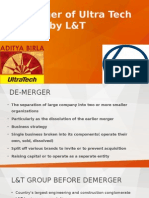 De-merger of Ultra Tech Cement by L&T.pptx