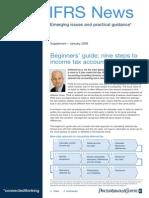 IFRS News January 2009