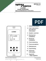 LC3050 Level Controller-Installation Maintenance Manual