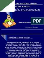 Evaluación Prof Canales.ppt