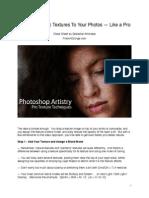 TextureTutorialCheatSheet.pdf