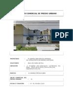 Valuaciones Modelo de Tas. Com. p u (2014-1)