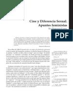 Cineydiferenciasexual- Apuntes Feministas
