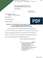 MAJOR LEAGUE BASEBALL PLAYERS ASSOCIATION v. S.F. ADVISORS, LLC et al - Document No. 21