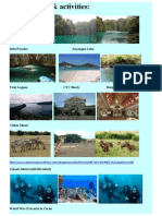 Coron Palawan Sights- PPC Ads