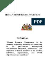 01 HRM Basic