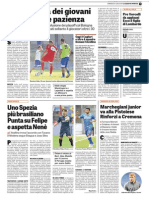 La Gazzetta dello Sport 12-07-2015 - Calcio Lega Pro