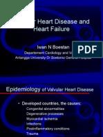 Valvular & HEART FAILURE