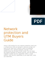 Utm Buyers Guide