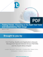 2015.03.11 Testing Trends Slide Deck EMEA