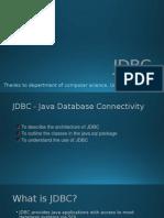13 JDBC