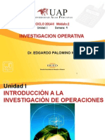 01 Introducción a La Investigación de Operaciones (1)