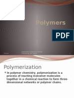 Polymers Lec 2