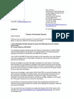 2015-07-07 FOIA Response (FOI 98318) in re