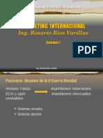 Mkt Internacional